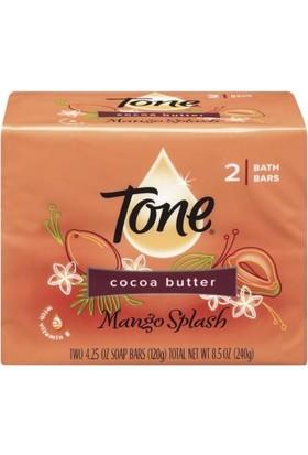 Tone Kakao Yağı Ve Mango Ferahlığı Banyo Sabunu 2'li Paket