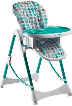 Hattrick Baby BHC-582 Lüx Mama Sandalyesi Yeşil