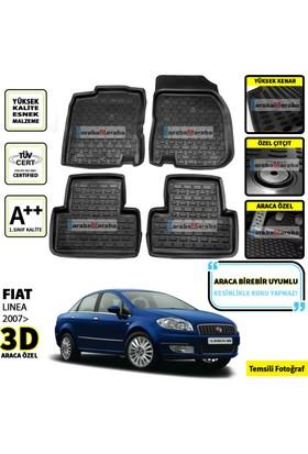 Fiat Linea 3D Oto Paspas Seti