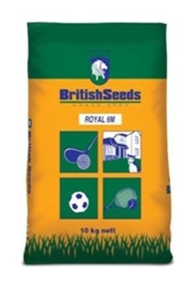 British Seeds Royal 6M Çim Tohumu (6'lı Karışım Çim Tohumu) - 5Kg