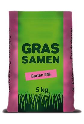 Grassamen, Garten 5M (5'Li Karışım Çim Tohumu) 5Kg