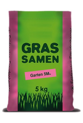 Grassamen Green 4M (4'Lü Karışım Çim Tohumu) 5Kg