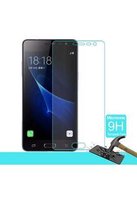 Microsonic Samsung Galaxy J3 2017 (J3 Pro) Temperli Cam Ekran koruyucu film