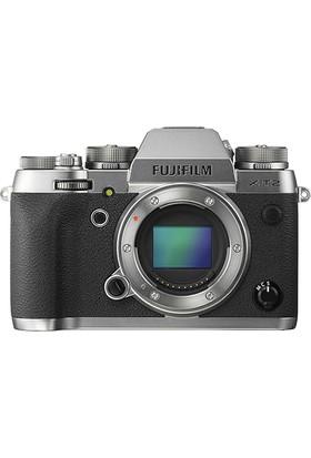 Fujifilm X-T2 Grafit Gümüş