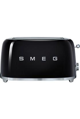 Smeg TSF02BLEU 2x4 Ekmek Kızartma Makinesi Siyah