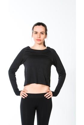 Jerf Hellnar Kısa Sweatshirt
