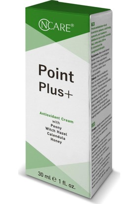 NCARE Point Antioxidant Krem