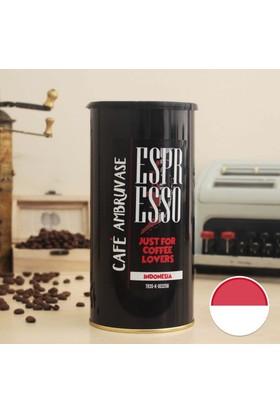 Cafe Ambruvase 250 Gr Endonezya Yöresel Çekirdek Kahve Espresso
