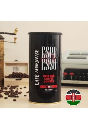 Cafe Ambruvase Kenya Yöresel Çekirdek Kahve Espresso 250 Gr