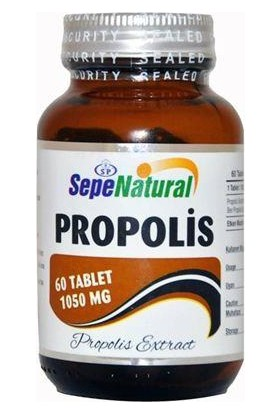 Sepe Natural Propolis Ekstraktı 60 Tablet x 1050mg