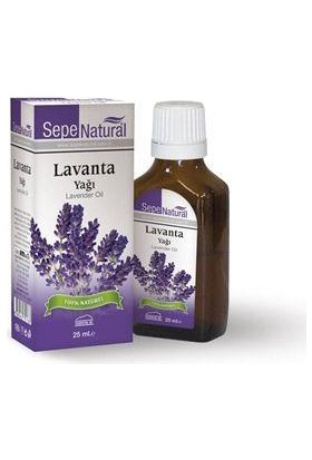 Sepe Natural Lavanta Yağı 25ml