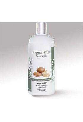 Sepe Natural Argan Yağlı Keratinli Şampuan 400ml