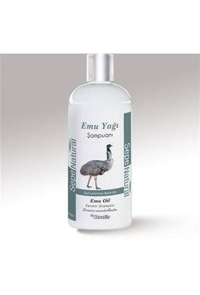 Sepe Natural Emu Yağı Keratinli Şampuan 400ml