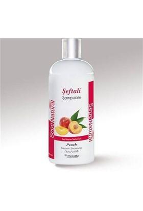Sepe Natural Şeftalili Keratinli Şampuan 400ml