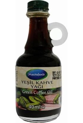Mecitefendi Yeşil Kahve Yağı 40cc Testi Şişe