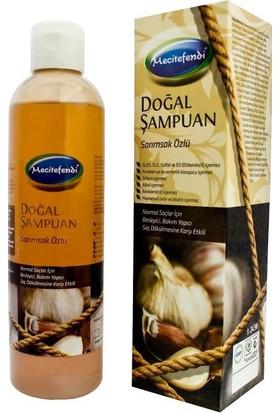 Mecitefendi Doğal Sarımsak Şampuanı 250ml