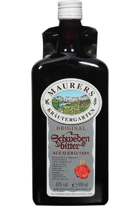 Maurers İsveç Şurubu Maurers 250 ml