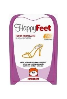 Happy Feet Topuk Rahatlatıcı Standart Boy 1 Çift
