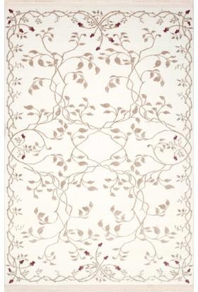 Atlas Serapi Gonca Beyaz 120X180