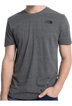 The North Face T92Tx5 Simple Dome Tee Erkek T-Shirt T92Tx5Jbv