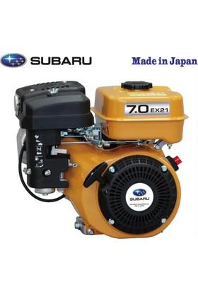 Subaru Ex21 Benzinli Motor 7 Hp, Üstün Japon Teknolojisi