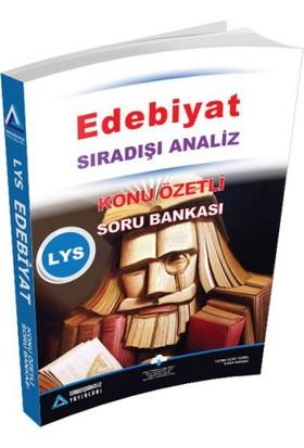 Sıradışıanaliz Yayınları Lys Türk Dili Ve Edebiyatı Tamamı Çözümlü Soru Bankası-Fatma Cerit Gürel