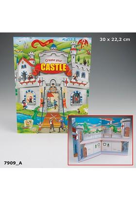Depesche Castle ( Şato ) Boyama Kitabı