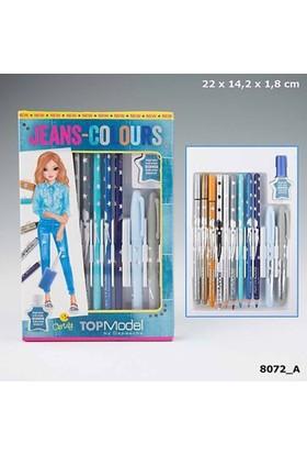 Topmodel Jeans Tasarım Seti 8072