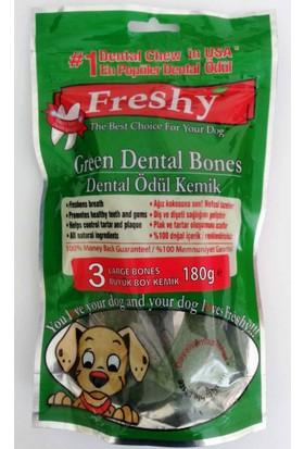 Freshy Dental Ödül Large 3'Lü Ağız Kokusuna Son