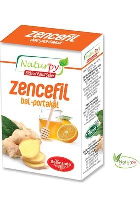 Naturpy Bitkisel Ballı-Portakallı Pastil Şeker