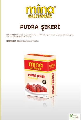 Mina Pudra Şekeri Glutensiz