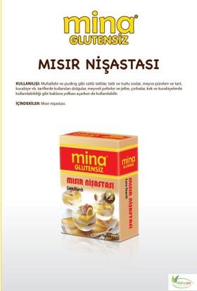 Mina Glutensiz Mısır Nişastası