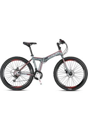 """Kron Fd1500 26"""" Disk Frenli Katlanır Bisiklet"""