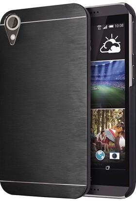 Microsonic HTC Desire 830 Kılıf Hybrid Metal