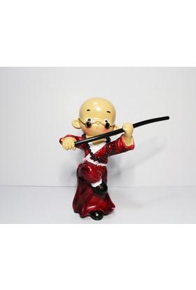 Klc Kung Fu Biblo Kırmızı