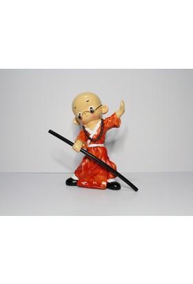 Klc Kung Fu Biblo Turuncu
