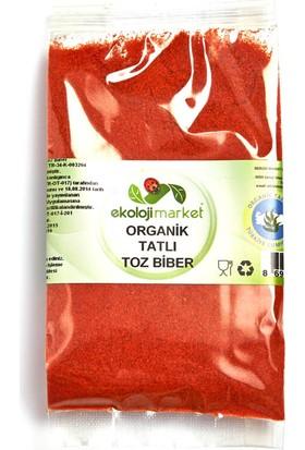 Ekoloji Marketorganik Kırmızı Toz Biber 50 Gr.