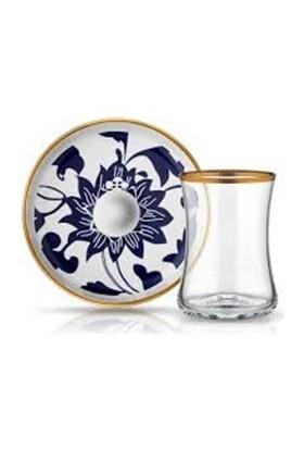Koleksiyon Tiryaki Çay Seti 6'lı BB Güz