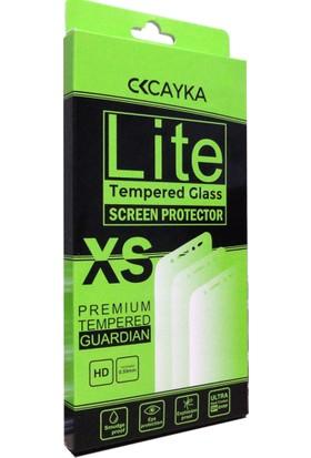 Cayka Samsung Galaxy Alpha Mobilestore Cam Ekran Koruyucu Lıte Glass