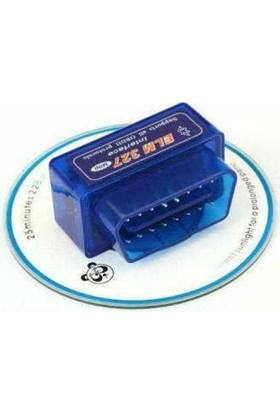 İnterface Elm 327 Bluetoothlu Arıza Tespit Cihazı 2.1 Versiyon Obd2