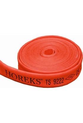 """Horeks 2"""" - 52 mm PVC Yangın Hortumu Kırmızı PU Kaplı"""