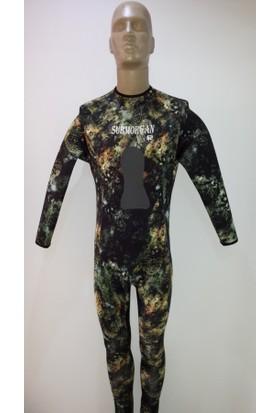 Submorgan Resif Desenli 3 mm Wetsuit