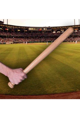Anka Ahşap Beyzbol Sopası