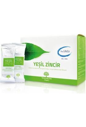 The Lıfeco Yeşil Zincir (30'Lu Stıck) (4,5 Gr)