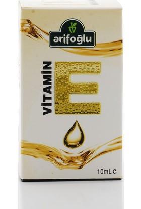 Arifoğlu E Vitamini 10ml