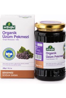 Arifoğlu Organik Üzüm Pekmezi 430 Gr