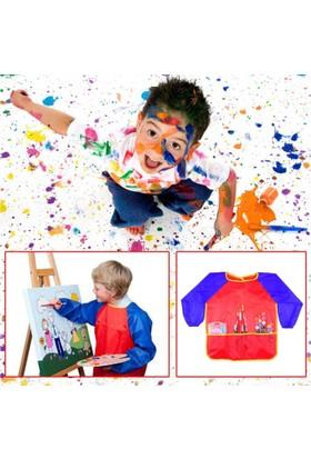 Anka Çocuklar İçin Boyama Önlüğü