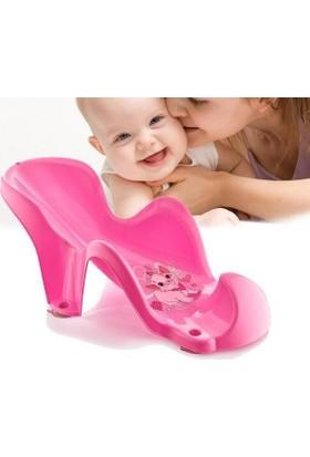 Anka Bebek Yıkama Aparatı(Baby Bath Set)-Pembe
