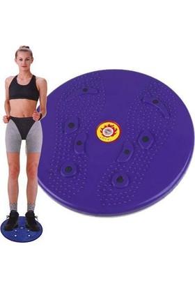 Anka Bel Ve Kalça Form Aleti Waist Twisting Disc