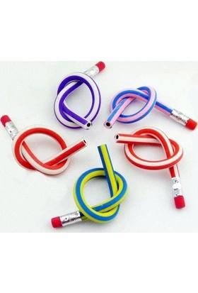 Anka Flexible Pencils - Eğilip Bükülebilen Esnek Kalem (10 Adet)